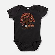 Cool Leafs Baby Bodysuit