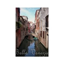 Bella Venezia Rectangle Magnet