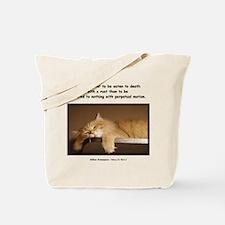 Lazy Falstaff Tote Bag