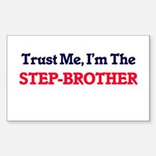 Trust Me, I'm the Step-Brother Decal
