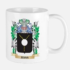 Zeiss Coat of Arms - Family Crest Mugs