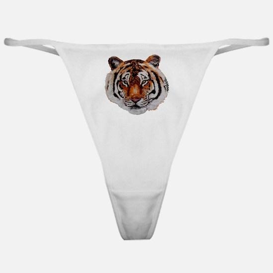 Cute Memphis tigers Classic Thong