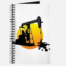 Oil field art Journal
