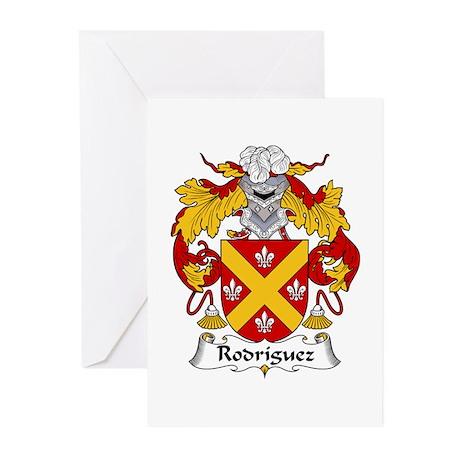 Rodríguez I Greeting Cards (Pk of 10)