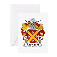 Rodríguez I Greeting Card