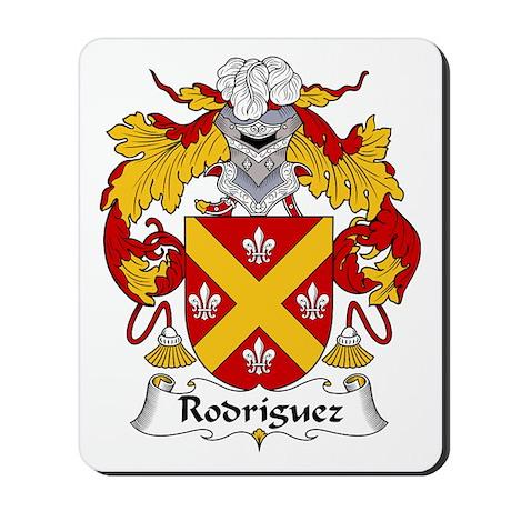 Rodríguez I Mousepad