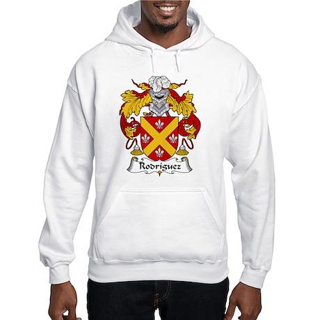 Rodríguez I Hooded Sweatshirt