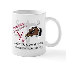 Got Lawyers? Small Mug