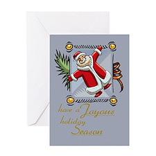 Have A Joyous Holiday Season Greeting Card