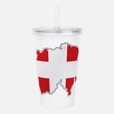 National territory and Acrylic Double-wall Tumbler