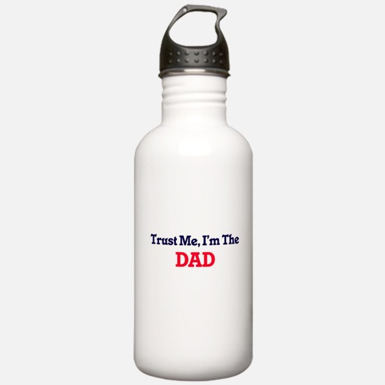 Trust Me, I'm the Dad Water Bottle