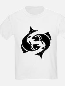 Pisces zodiac sign T-Shirt