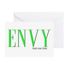 Envy Logo Greeting Card