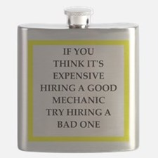 mechanic Flask