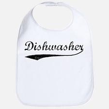 Dishwasher (vintage) Bib