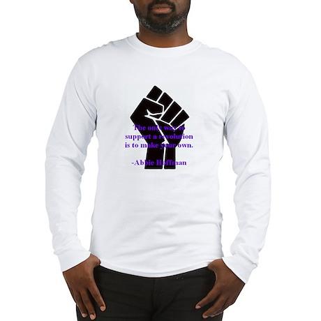 Power Fist Long Sleeve T-Shirt