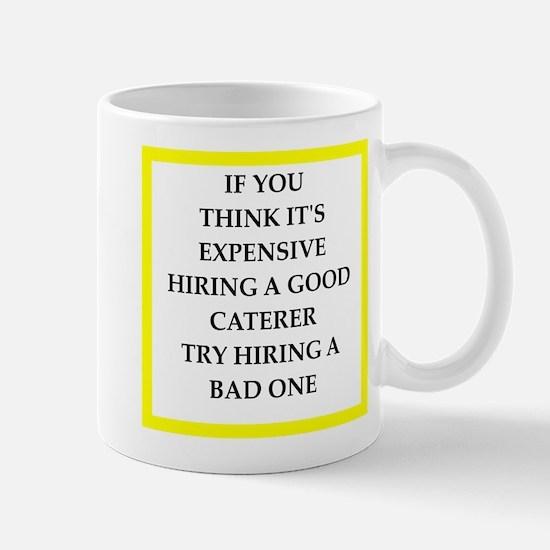 caterer Mugs