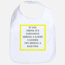 cashier Bib