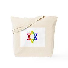 Cool Star of david Tote Bag