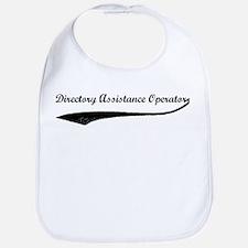 Directory Assistance Operator Bib