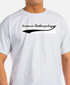 Forensic Anthropology (vintag T-Shirt