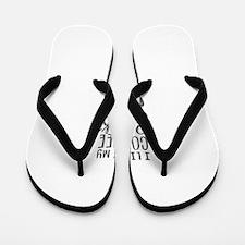 black coffee - 2 Flip Flops