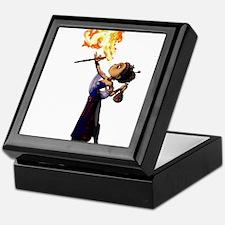 Fire Eater Keepsake Box