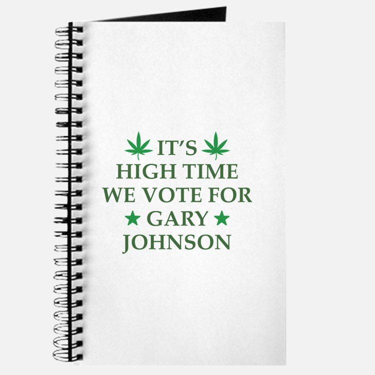 High Time We Vote Journal