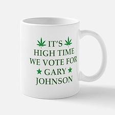 High Time We Vote Mug