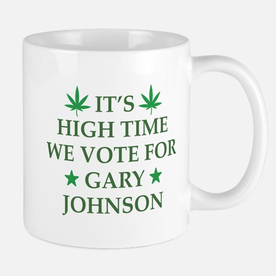 High Time We Vote Mug