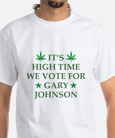 High Time We Vote Shirt