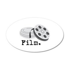 Film Wall Decal