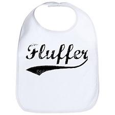 Fluffer (vintage) Bib