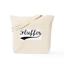 Fluffer (vintage) Tote Bag