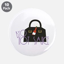"BYO Hot Sauce 3.5"" Button (10 pack)"
