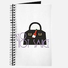 BYO Hot Sauce Journal