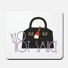BYO Hot Sauce Mousepad