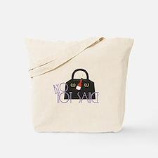 BYO Hot Sauce Tote Bag