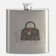 BYO Hot Sauce Flask