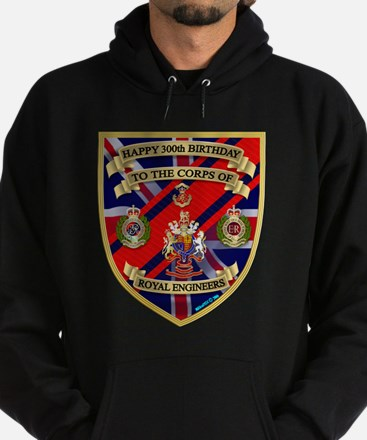 300th Birthday of Sappers Hoody