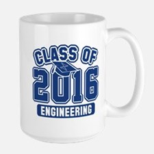 Class Of 2016 Engineering Large Mug