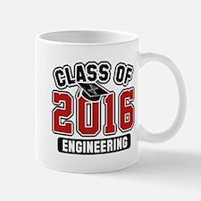 Class Of 2016 Engineering Mug
