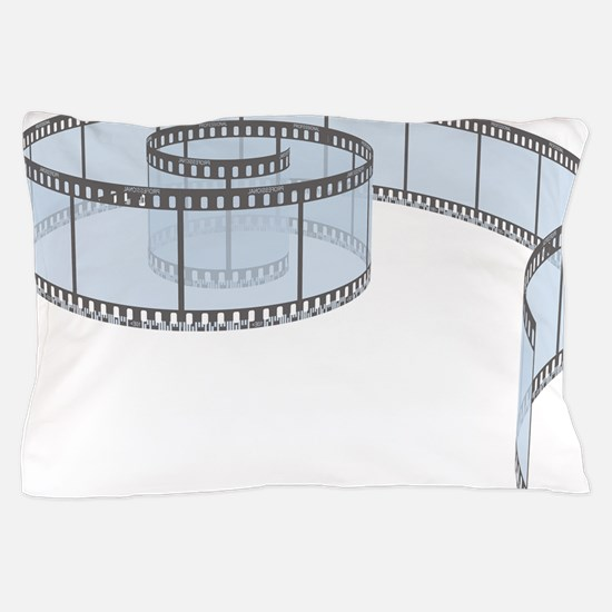 Film Strip Pillow Case