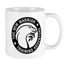 NWTA Hawk Logo - Circular Badge Mugs