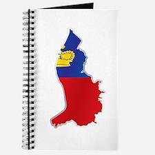 National territory and flag Liechtenstein Journal