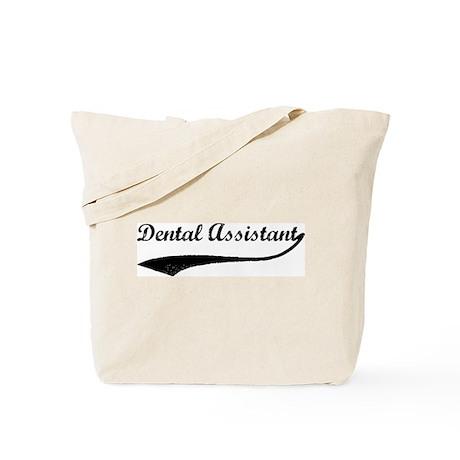 Dental Assistant (vintage) Tote Bag