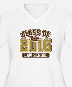 Class Of 2016 Law T-Shirt