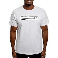 Database Manager (vintage) T-Shirt