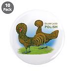 Golden Polish Fowl 3.5