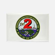 Amphibious Construction Battalion Magnets
